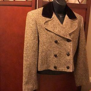 Express tweed jacket
